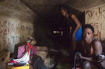 lgbt youths  jamaica  forced  call  sewer