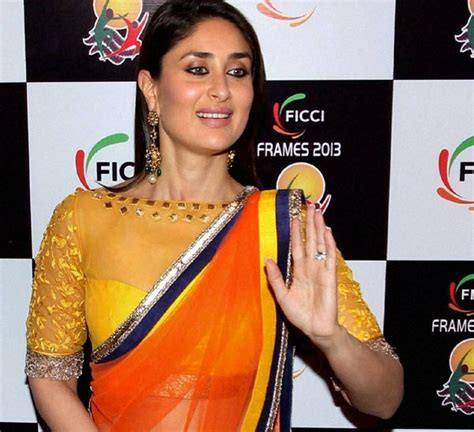 Kareena In High Neck Blouse by Boat Neck Blouse Designs Patterns Sarees Villa