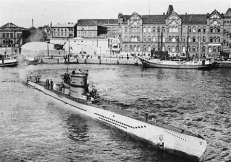 german u boats stood by the sussex pledge 1917 the great war
