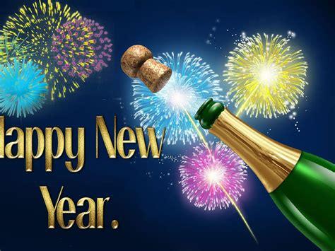 happy  year celebration   year champagne explosion fireworks desktop hd wallpaper