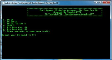 android factory reset tool exe two methods to bypass google account verification on lg