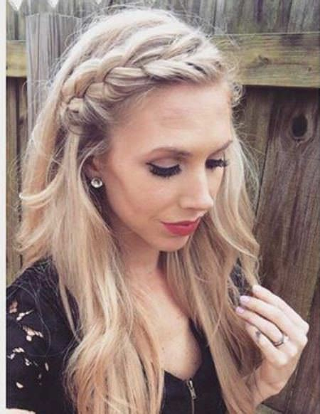 Braided Bangs Hairstyles by 20 Unique Braided Hairstyles