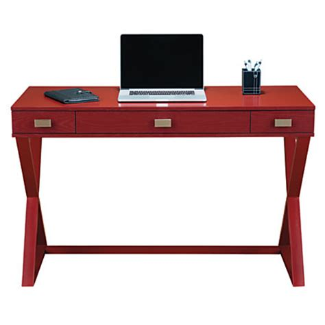 Office Depot Writing Desk See Work Kate Writing Desk By Office Depot Officemax