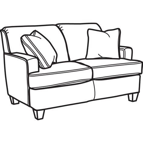 flexsteel dempsey sofa price flexsteel 5641 20 dempsey fabric loveseat discount
