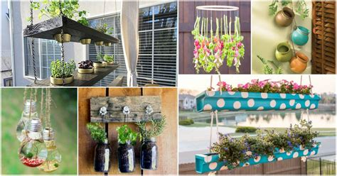Garden Hanging Decor 16 Ways To Decorate Your Outdoor Space With Hanging Decorations Creativedesign Tips
