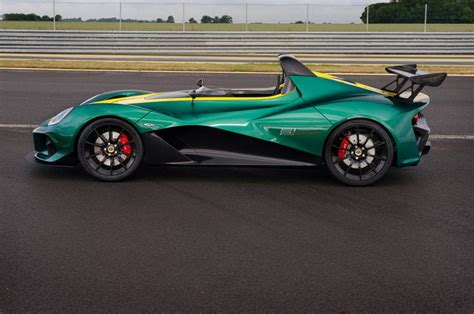 the new lotus meet the new lotus 3 eleven the fastest road model