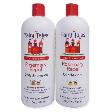 fairy tales rosemary repel conditioning spray 8 oz tales rosemary repel lice prevention leave in conditioning spray 8 oz pack