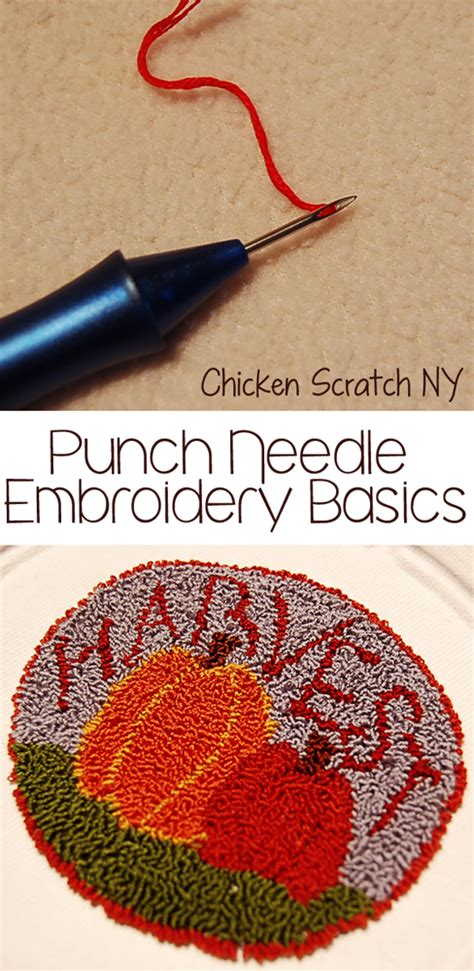 Ordinary Awesome Christmas Gifts For Husband #5: Punch-Needle-Embroidery.png