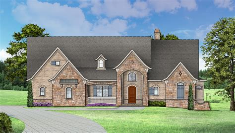dfd house plans ranch house plan with 4 bedrooms and 4 5 baths plan 1453