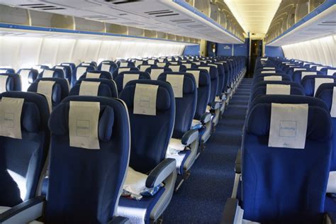 klm economy comfort class how much worse will economy class get travelupdate