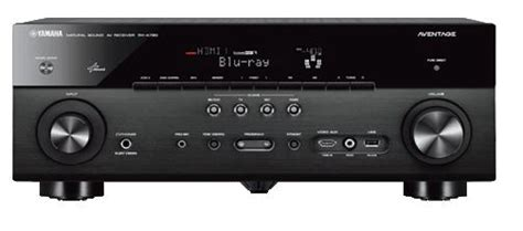 yamaha rx  home theatre receiver  listening post