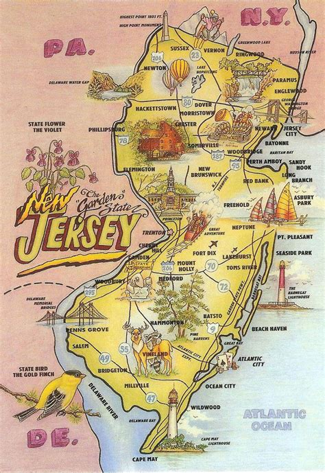 map of new jersey in colonial times new jersey colony project libguides at tredyffrin