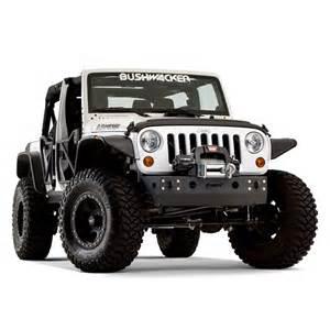 Jeep Wrangler Fenders Flares Bushwacker 174 Jeep Wrangler Sport Utility 2013 Flat Style