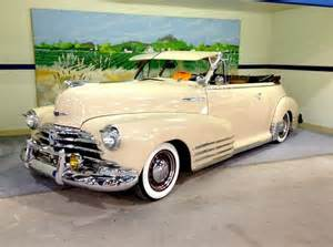 1947 chevy convertible classic speed style
