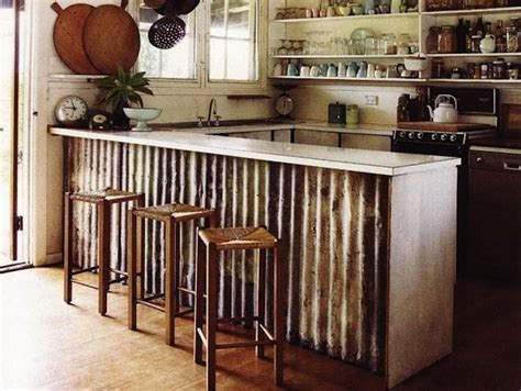 Kitchen Islands At Ikea by Corrugated Metal Diy 5 Things You Can Make Bob Vila