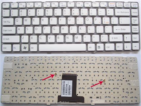 Keyboard Sony Vaio Vpc S Series 1 replace remove sony vaio vpc ea keyboard