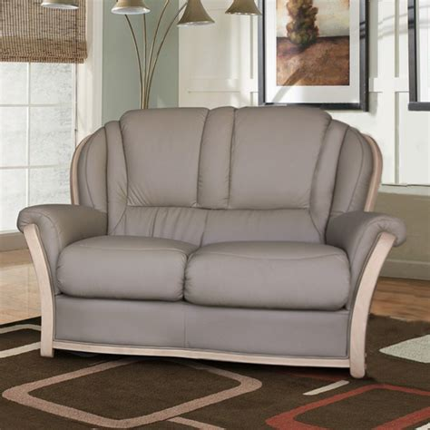 tania couch tania leather 2 seater
