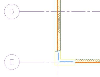 autocad zoom in layout how to create the chimney body from the wall object