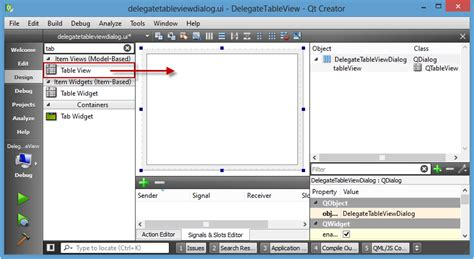 qt5 form layout qt5 tutorial modelview with qtableview and qitemdelegate