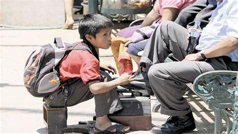imagenes de niños que trabajan en la calle 2 4 millones de ni 241 os trabajan en m 233 xico y la mitad no va