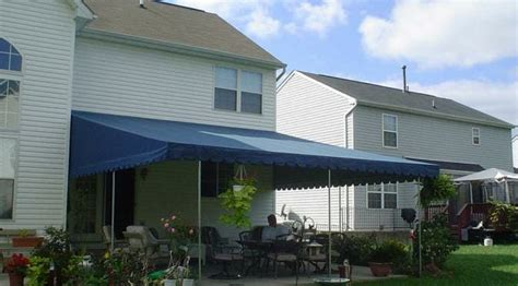 commercial retractable awnings md dc va pa