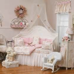 pink shabby chic bedroom furniture set design and decor ideas
