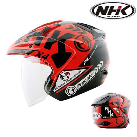 Helm Nhk X4 Helm Nhk Predator X4 Pabrikhelm Jual Helm Murah