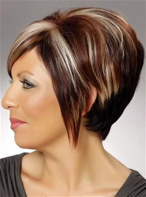 what is a modified wedge haircut modified wedge haircut back of wedge haircut photos