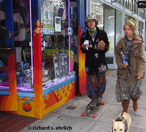 beatniks hippies  influence san francisco freepressorg