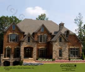 Home Exterior Design Brick And Stone by Cornish Hall House Plan Barrier Free House Plans