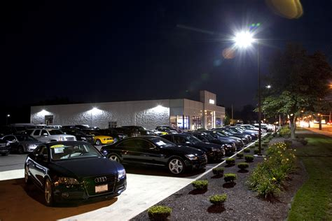 Ge Outdoor Lighting Auto Dealer Trades In Lighting For 400 000 In Energy Savings From Ge Lighting Leds
