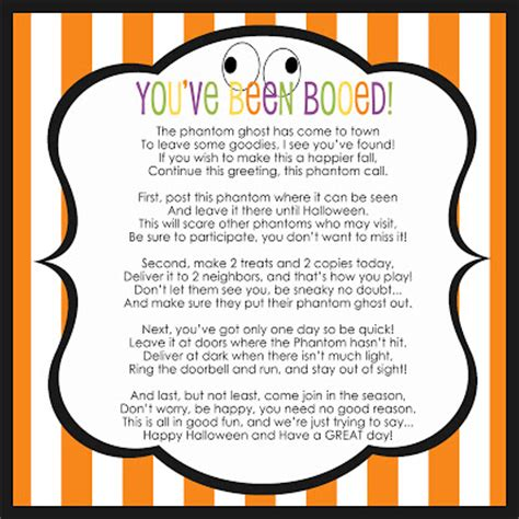 printable boo directions amanda s parties to go let the boo ing begin