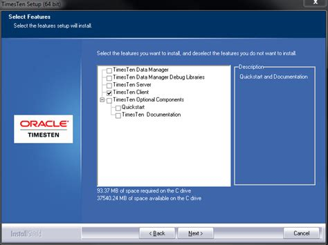 oracle timesten tutorial instant client downloads for windows oracle
