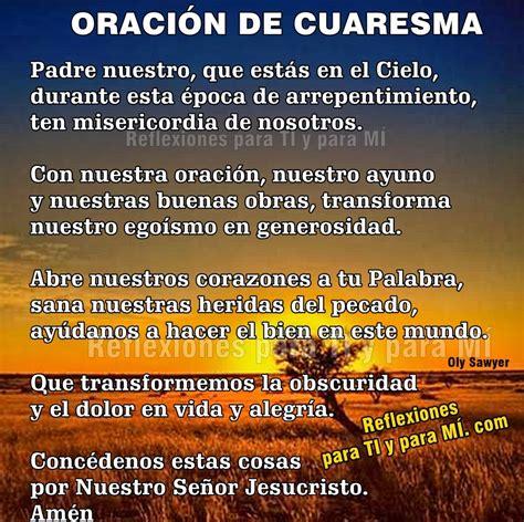 marzo 10 senor ensenanos a orar pagina del pastor jesus figueroa oraciones para ti y para m 205 oraci 211 n de cuaresma