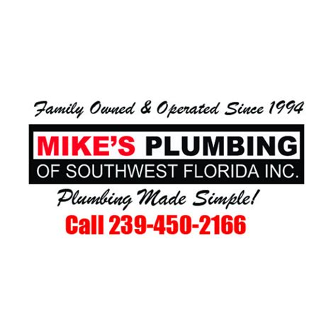 Plumbing South West by Mike S Plumbing Of Sw Fla 24 Photos 27 Reviews