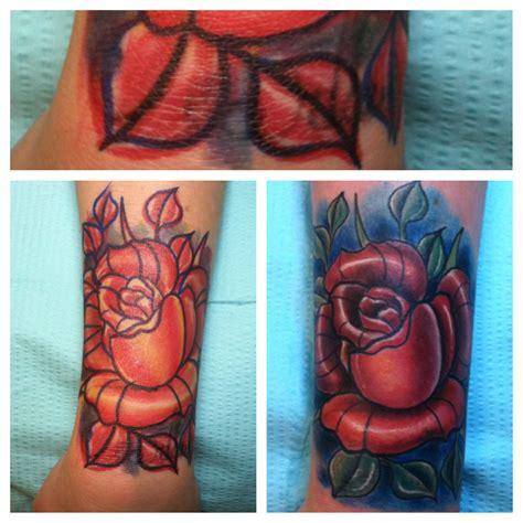 sexy rose tattoo tattoos david meek tattoos