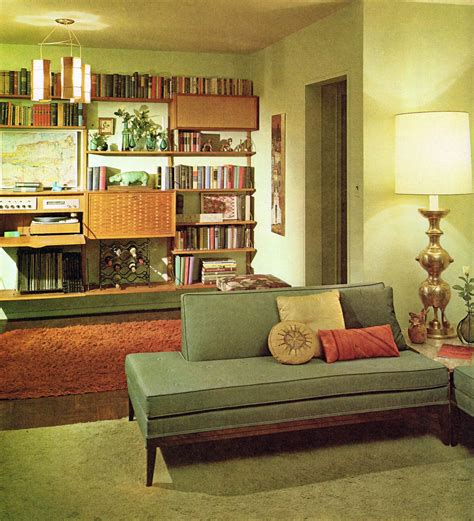 mcm home in seattle mid century modern pinterest mcm home library or lounge living space pinterest