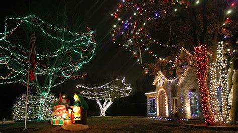 broken arrow ok christmas lights christmas lights in broken arrow ok proactive landscaping