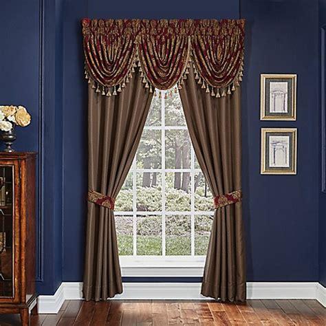 croscill curtains and drapes croscill 174 sebastian window curtain panels and valance