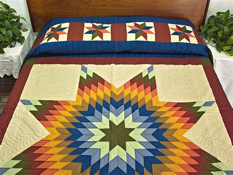 Amish Lone Quilt by Lone Quilt Superb Cleverly Made Amish Quilts From