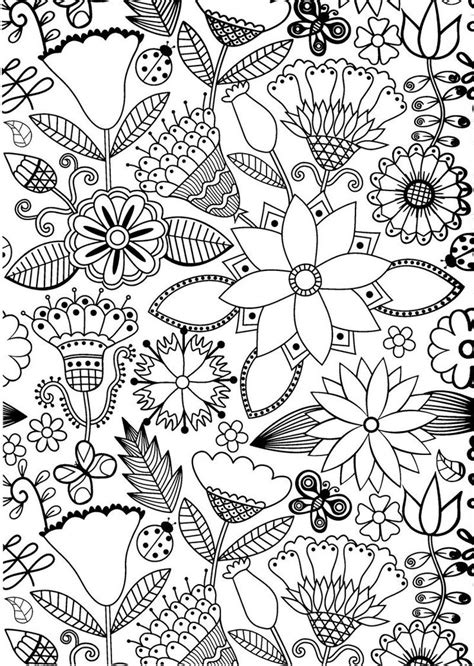 butterfly doodle coloring pages flower lady bug butterfly abstract doodle zentangle