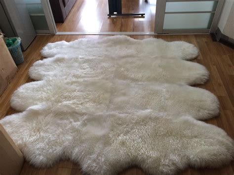 white lambskin rug large faux sheepskin rug 28 images safavieh faux sheepskin rug target buy home faux