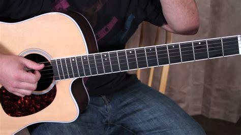 fingerstyle guitar tutorial for beginners finger picking the guitar easy beginner acoustic guitar