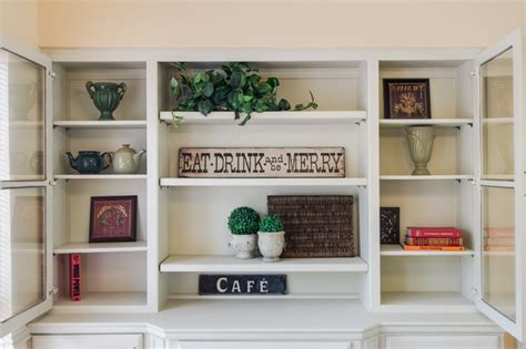 staged bookshelves shelving traditional dallas by