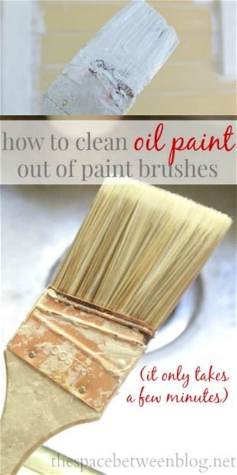 acrylic paint how to clean 17 best ideas about paint brush cleaning on