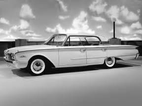 1960 ford galaxie town v54 classic luxury f
