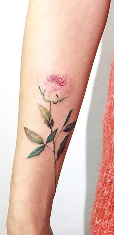 small forearm tattoos for women small delicate single forearm ideas for