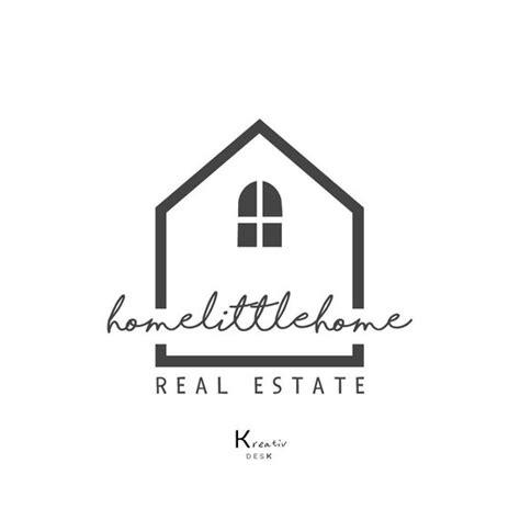 home design brand home logo design house logo real estate logo home decor