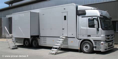camion cuisine occasion carrossier constructeur fabricant agenceur motor home