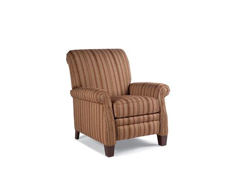 Chair With Reclining Back Smith Brothers Living Room Press Back Reclining Chair 704